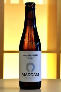 Brasserie de Chablis - Maddam - Witbier - Moulin des Fées