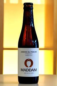 Brasserie de Chablis - Maddam - Amber Ale - Jardin du Prieuré