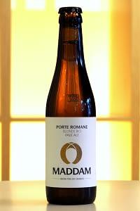 Brasserie de Chablis - Maddam - Pale Ale - Porte_Romane
