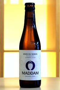 Brasserie de Chablis - Maddam - Summer Lager - Rives du Serein